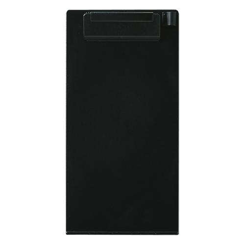 (まとめ) クリップボード オープン クリップボード 再生ABS樹脂製 黒 CB-600-BK 4970115204869 1枚【50×セット】