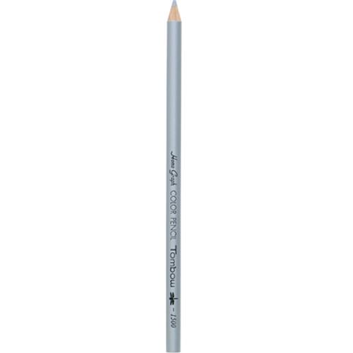 (まとめ) 色鉛筆 トンボ鉛筆 色鉛筆 1500単色 銀色 1500-35 4901991001464 1打【20×セット】