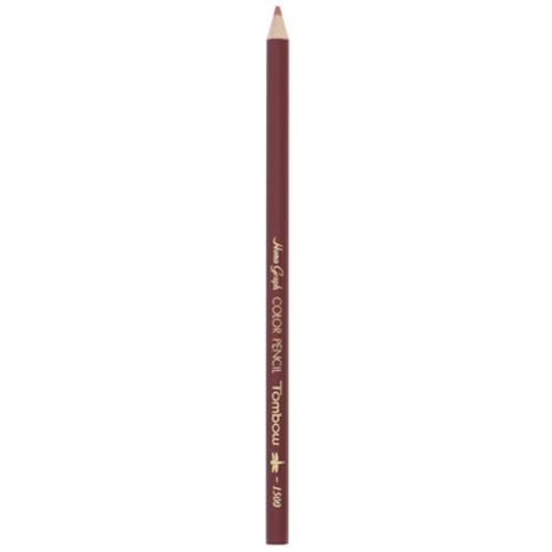 (まとめ) 色鉛筆 トンボ鉛筆 色鉛筆 1500単色 赤茶 1500-30 4901991001594 1打【20×セット】