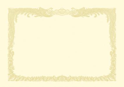 (まとめ) 賞状用紙 ササガワ OA賞状用紙 クリーム 10-1177 4974268252715 ●規格:B4判 1箱【5×セット】
