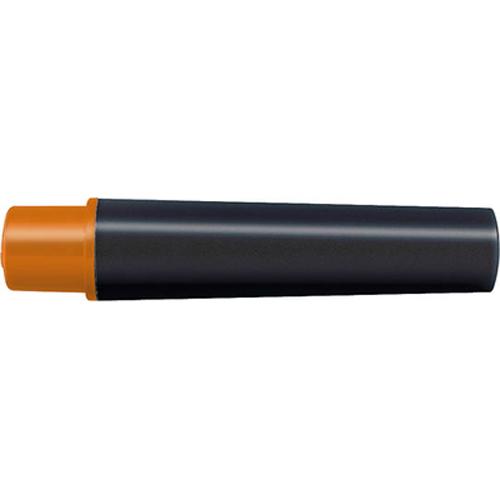 (まとめ) 水性マーカーペン ゼブラ 紙用マッキー オレンジ RWYT5-OR 4901681522996 1本【100×セット】