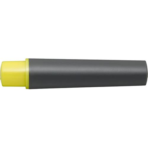 (まとめ) 水性マーカーペン ゼブラ 紙用マッキー極細 黄色 RWYTS5-Y 4901681523054 1本【100×セット】