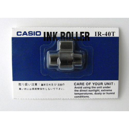 オフィス機器 プリンター電卓関連用品 プリンター電卓用インクロール クーポン配布中 まとめ カシオ 4971850101635 対応機種:HR-170RC-BK 入手困難 1個 20×セット 高額売筋 IR-40T