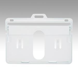(まとめ) 名札 ソニック IDカード用表示面 ハードタイプ NF-575-1 4970116025883 ●仕様:1枚収納 1枚【100×セット】