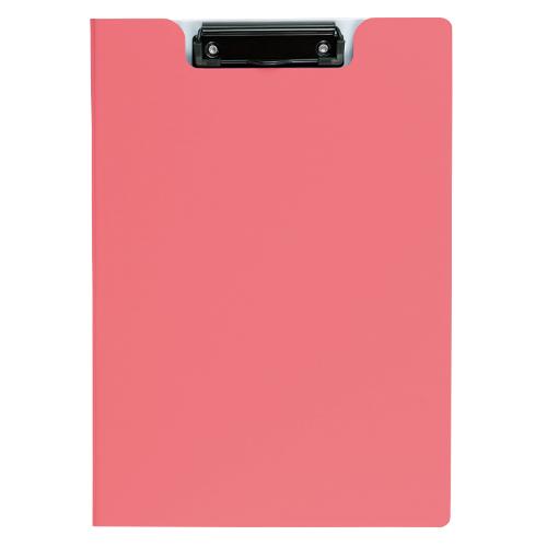 (まとめ) クリップボード セキセイ 発泡美人シリーズ ピンク FB-2016-21 4974214148086 1冊【20×セット】
