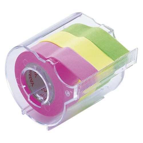(まとめ) ふせん ヤマト メモックロールテープ RK-15CH-B 4903076006319 1個【30×セット】