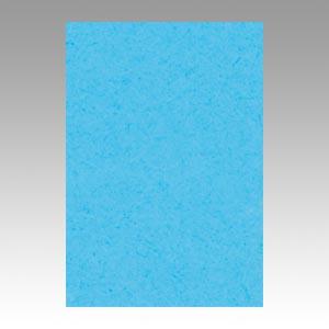 【スーパーセールでポイント最大44倍】(まとめ) 色画用紙 文運堂 ニューカラーR 水色 8NCR-211 4954022682118 1冊【10×セット】