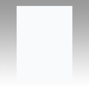 (まとめ) 色画用紙 文運堂 ニューカラーR 雪 10-151 4902681811516 1本【10×セット】