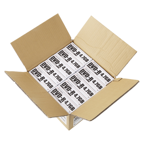 (まとめ) DVD-R 三菱ケミカルメディア PC DATA用 DVD-R パソコンデータ用1回記録タイプ DHR47JPP10C 4991348059248 1箱【5×セット】