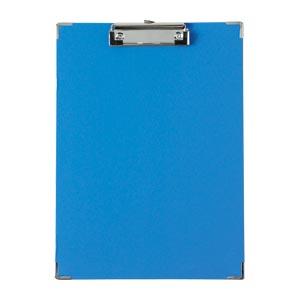 (まとめ) クリップボード キングジム クリップボード BF 青 308BFアオ 4971660023233 1枚【50×セット】