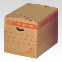 (まとめ) 文書保存箱 ゼネラル イージーストックケース 段ボール製 SC-002 4973772713118 ●規格:強化型A4/B4兼用●外寸:幅435×奥340×高335mm 1枚【20×セット】