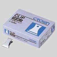 (まとめ) クリップ クラウン バチ型クリップ CR-BC3-SL 4953349055957 ●規格:小 1箱【5×セット】