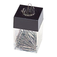 (まとめ) クリップケース クラウン マグネットボックス 黒 CR-GM4-B 4953349057128 1個【50×セット】