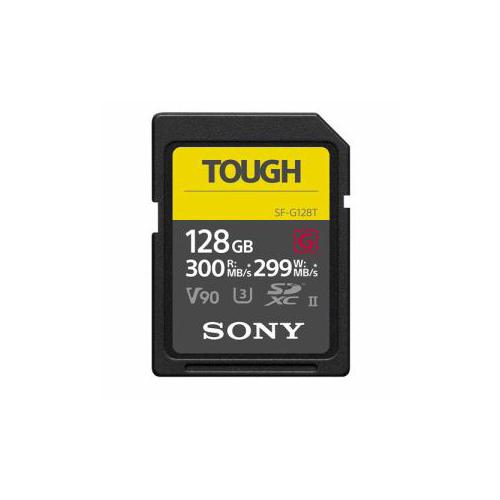 【スーパーセールでポイント最大44倍】SONY 128GB SDXC UHS-II メモリーカード Class10 SF-G128T