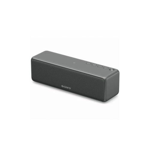 ソニー ハイレゾ音源対応 ワイヤレスポータブルスピーカー グレイッシュブラック SRS-HG10-B