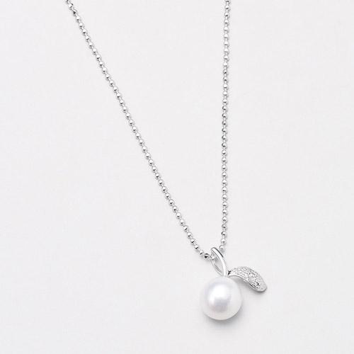 ベストセレクション made in 伊勢 あこや真珠りんごペンダント K91012834