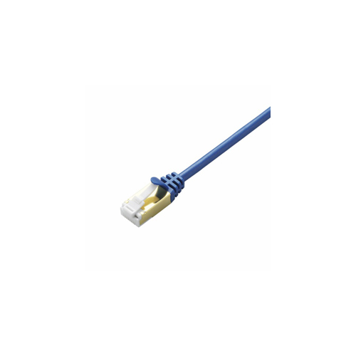 5個セット エレコム ツメ折れ防止スリムLANケーブル(Cat7準拠) LD-TWSST/BM10X5
