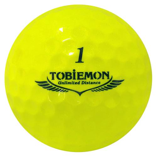 6個セット TOBIEMON 超高性能3ピース PREMIUM-3 スパークルイエロー ダース T-B3DYX6