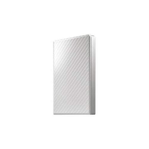 IOデータ USB 3.1 Gen 1対応 ポータブルHDD セラミックホワイト 2TB HDPT-UTS2W