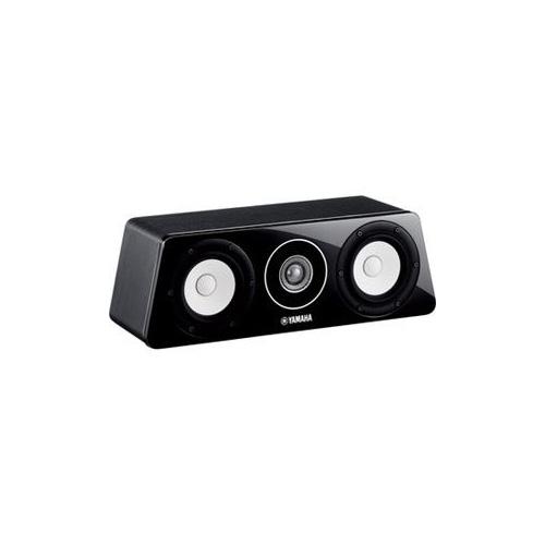 YAMAHA 【ハイレゾ音源対応】 2ウェイセンタースピーカー ブラック NS-C500B