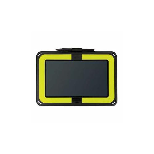 【スーパーセールでポイント最大44倍】KING JIM 電子メモパッド 「ブギーボード」 横型モデル 黄緑 BB-10YG