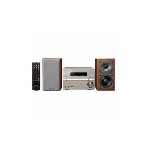 JVCケンウッド コンパクトHi-Fi システム ゴールド XK-330-N
