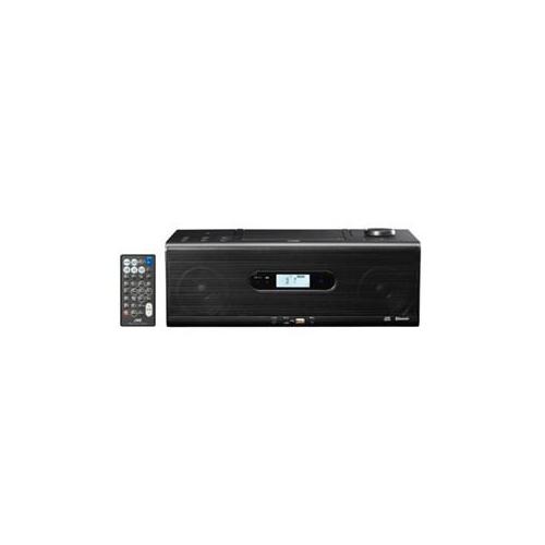 JVCケンウッド Bluetooth対応 CDコンポ ブラック RD-W1-B