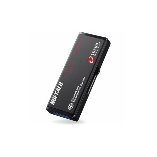 BUFFALO バッファロー USBメモリー USB3.0対応 ウイルスチェックモデル 3年保証モデル 8GB RUF3-HS8GTV3
