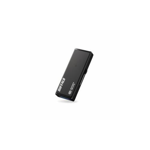 BUFFALO バッファロー ハードウェア暗号化機能搭載USB3.0対応 セキュリティーUSBメモリー 8GB RUF3-HSL8G