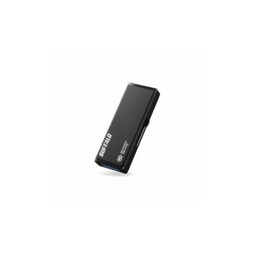 BUFFALO バッファロー ハードウェア暗号化機能搭載USB3.0対応 セキュリティーUSBメモリー 32GB RUF3-HSL32G