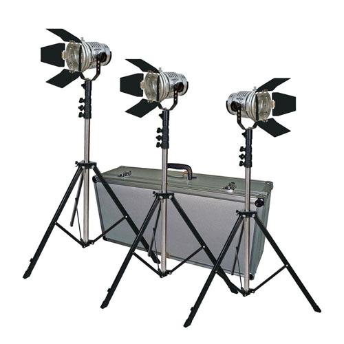 LPL スタジオロケーションライト トロピカルTL500キット3 L25733