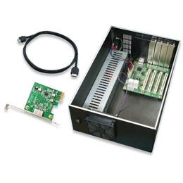 【スーパーセールでポイント最大44倍】ラトックシステム PCI Express to PCI 拡張BOX(4スロット) REX-PEPB4