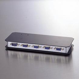 エレコム ディスプレイ分配機 VSP-A4