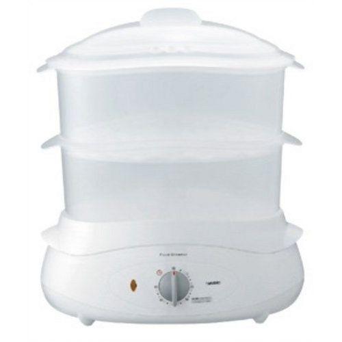 ツインバード フードスチーマー ホワイト SP-4138W