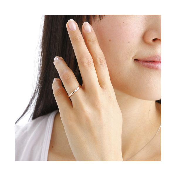 PGピンクダイヤリング 指輪 サザンクロスリング 19号qVpGUzSM