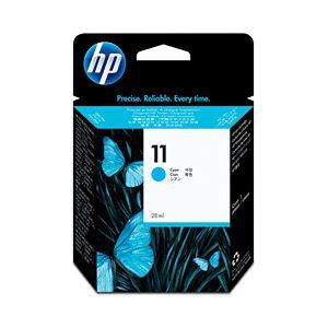 【マラソンでポイント最大43倍】【純正品】 HP インクカートリッジ シアン 型番:C4836A(HP11) 単位:1個
