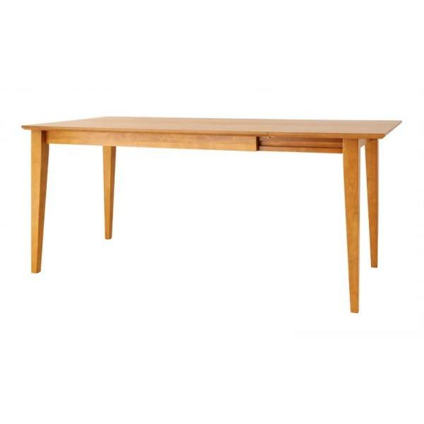 【単品】ダイニングテーブル【Eagle】ナチュラル エクステンションテーブルダイニング【Eagle】イーグル Lサイズダイニングテーブル【代引不可】