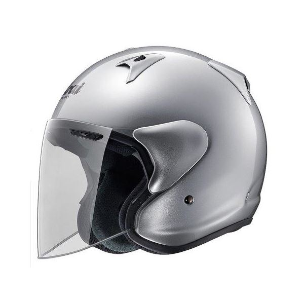 アライ(ARAI) ジェットヘルメット SZ-G アルミナシルバー M 57-58cm
