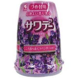 【マラソンでポイント最大43倍】(業務用50セット)小林製薬 香り薫るサワデー詰替 ラベンダーの香り