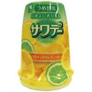 【マラソンでポイント最大43倍】(業務用50セット)小林製薬 香り薫るサワデー詰替 レモンの香り