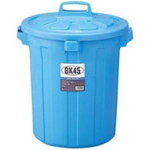 丸45型本体(蓋別売り) GGKP018 GKゴミ容器 (業務用6セット)リス