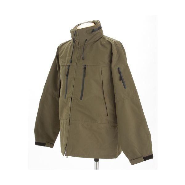 ECWC S PCUジャケット オリーブ XLサイズ