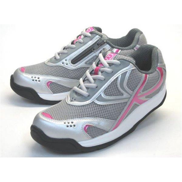 【マラソンでポイント最大43倍】かかとのない健康シューズ ロシオ M101 ピンク 22.5cm