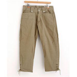 ベルギー軍 七分丈パンツ オリーブ 5サイズ
