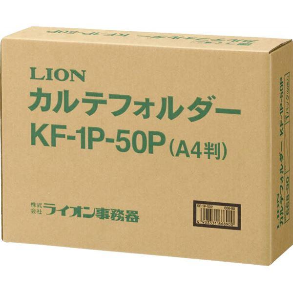 カルテフォルダー 片面ポケット KF-1P-50P