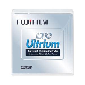 【スーパーセールでポイント最大44倍】富士フィルム(FUJI)(メディア) LTO Ultrium クリーニングテープ LTO FB UL-1 CL UCC J