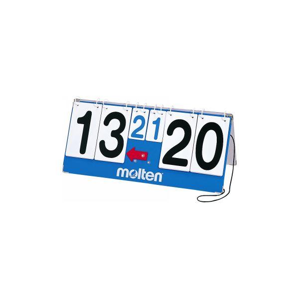 【マラソンでポイント最大43倍】molten(モルテン) 肩掛け式得点板 CT15
