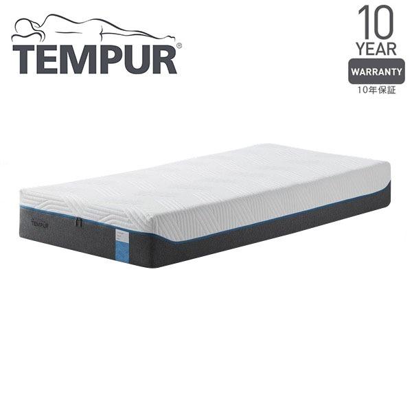 【TEMPUR テンピュール】 低反発マットレス 【セミダブル】 幅25cm やわらかめ 洗えるカバー付き 正規品 『クラウドエリート25』【代引不可】