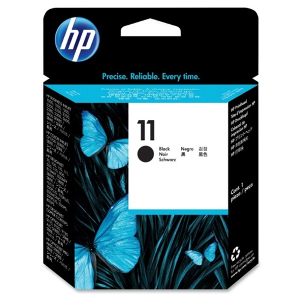 (業務用5セット) HP プリントヘッド HP11 C4810A ブラック