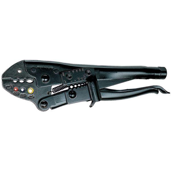 KNIPEX(クニペックス)9700-215A 圧着グリッププライヤー